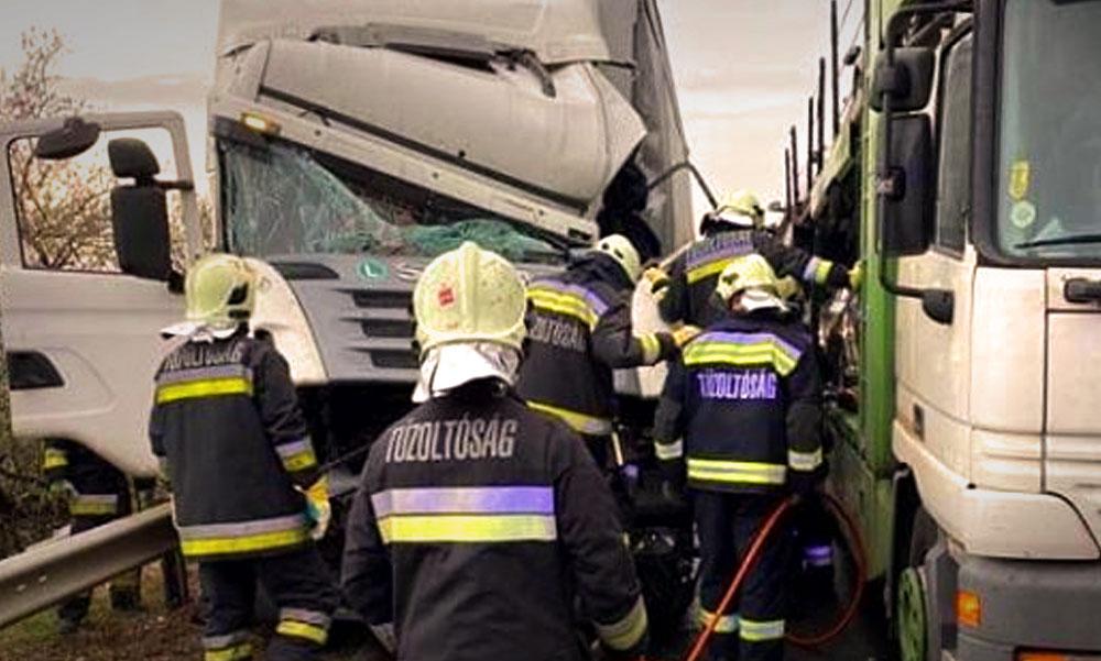 Három ember halálát okozta a fáradt kamionos, most öt évig rácsok mögött pihenhet