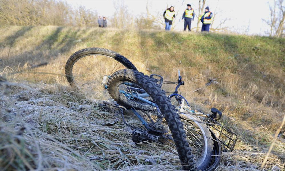 Teherautó gázolt halálra egy biciklist Bács-Kiskunban