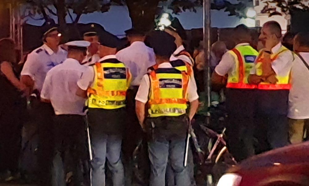 Nagy elfogások Budapesten, résen voltak a rendőrök