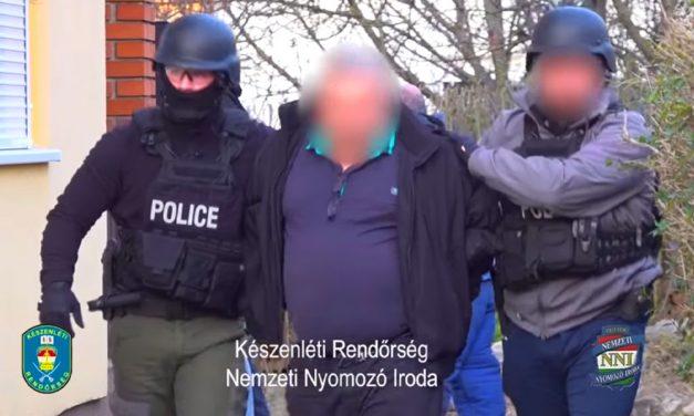 Kegyetlen stricikre csaptak le a kommandósok Nagykanizsán