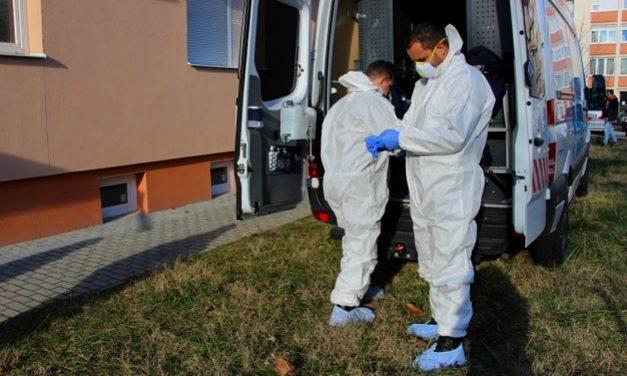 Italozás közben ölték meg a férfit Zalaegerszegen