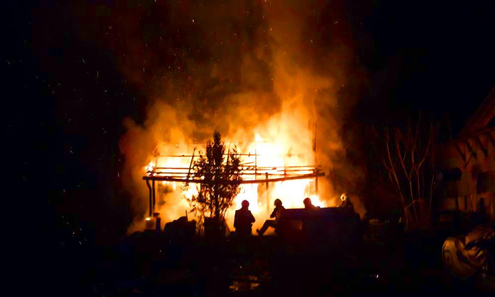 Nyolc év fegyházat kapott a hajléktalan férfi, aki felgyújtotta társai lakhelyét
