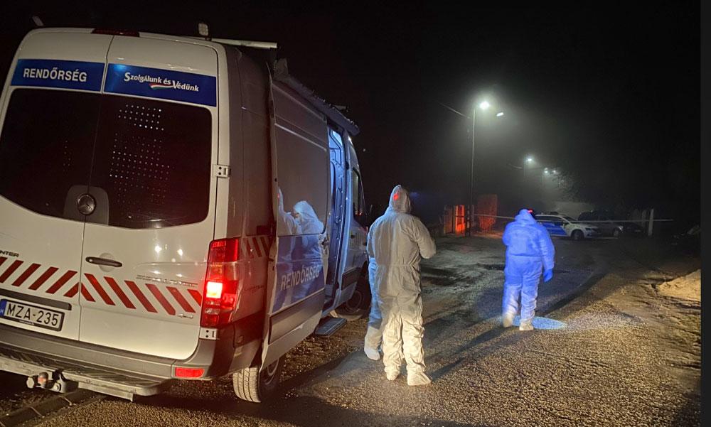 Gyilkosság történt Gyulán – egy órán belül elfogták a feltételezett elkövetőt