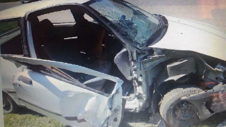 Részeg volt, és nem volt jogsija annak a férfinak, aki a forgalomból kivont autójával balesetet okozott