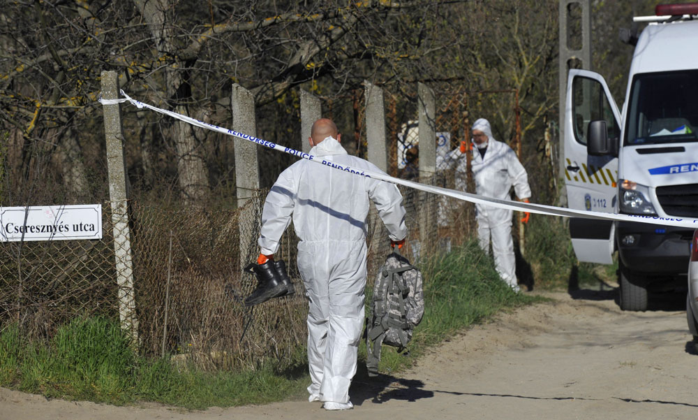 Saját anyját ölte meg egy nő Pest megyében