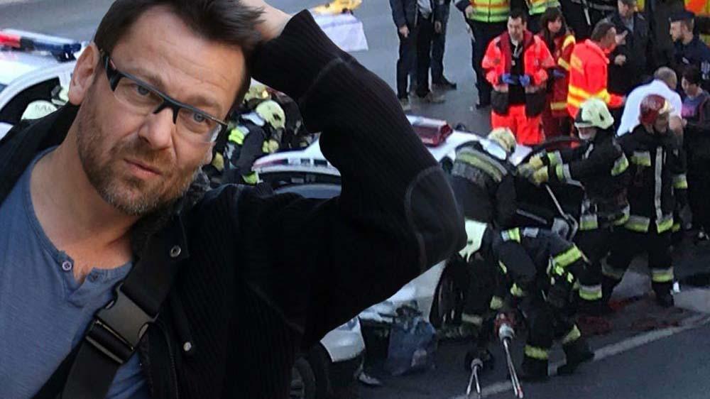 Megszólalt Lovasi András zenész, fontos bejelentést tett a balesetével kapcsolatban