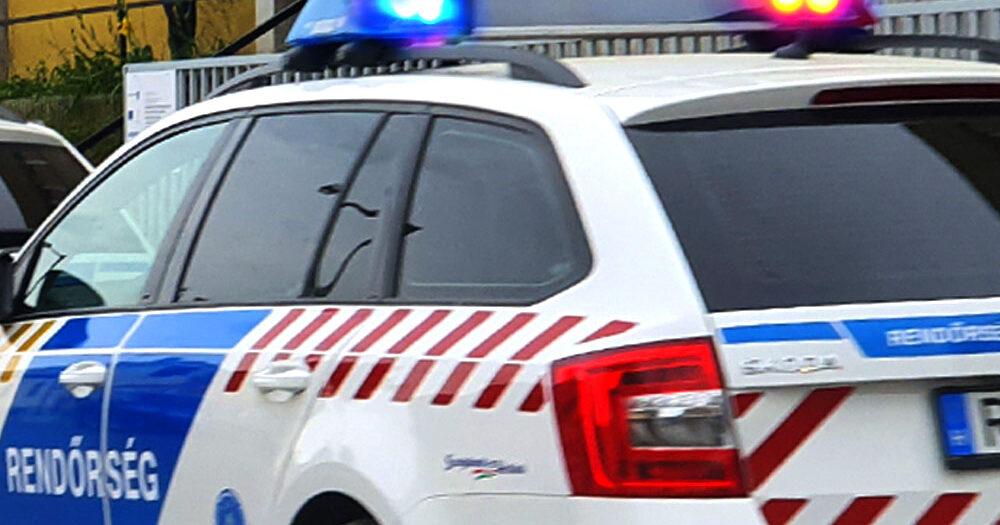 Jeges vízből mentettek ki egy embercsempészt a magyar rendőrök a katonák segítségével