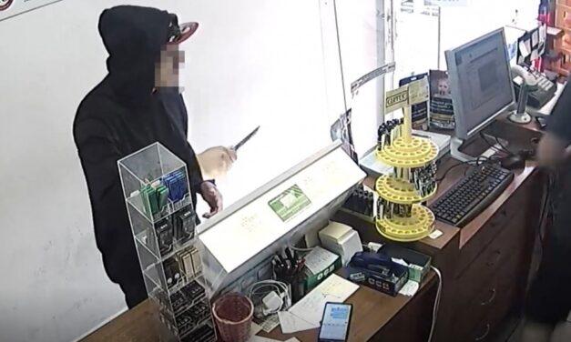 Fegyverrel rabolt két fiatal egy dohányboltot Debrecenben