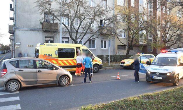 Kiszaladt az útra egy 6 éves kislány Szegeden: halálra gázolta egy teherautó