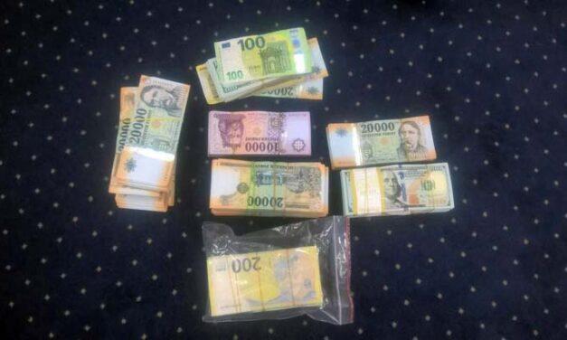 Négymillió forintot hagyott el egy férfi az utcán, valamilyen csoda folytán meglett a pénz