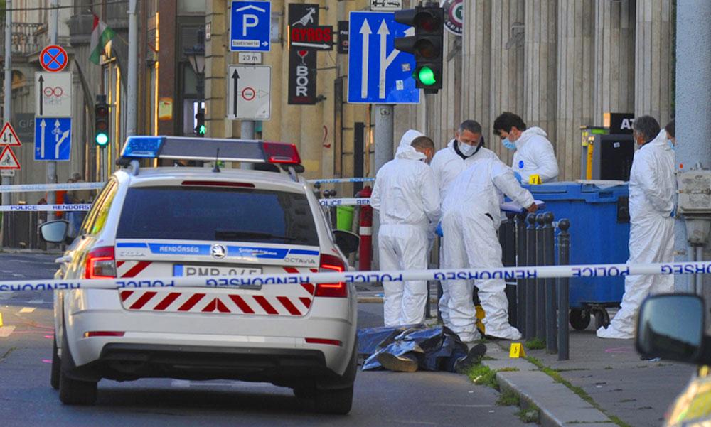 FRISS! Új részleteket árult el a rendőrség a kegyetlen Deák téri gyilkosságról