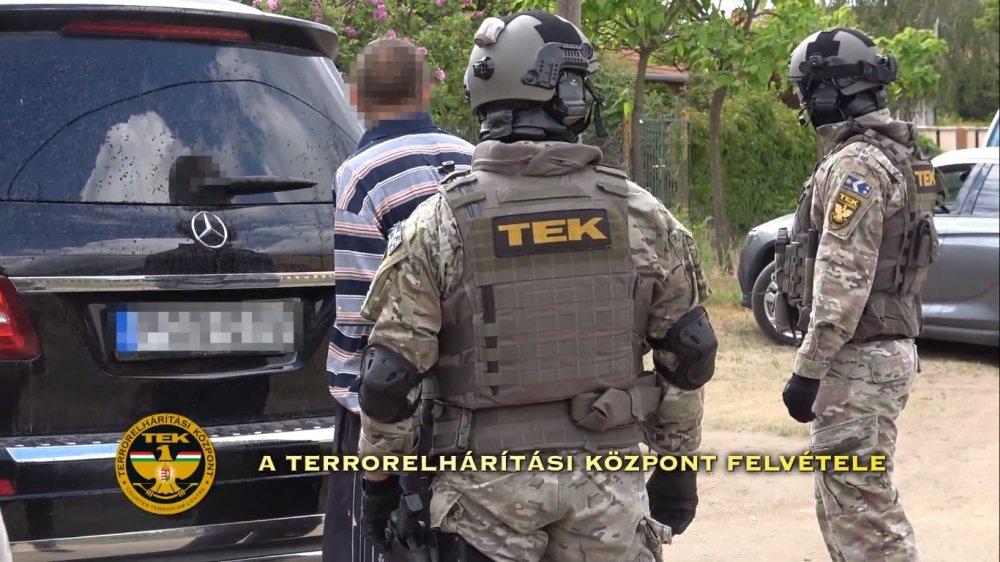 A TEK-esek fogták el a férfit, aki elrabolta az élettársát a Nyírségben