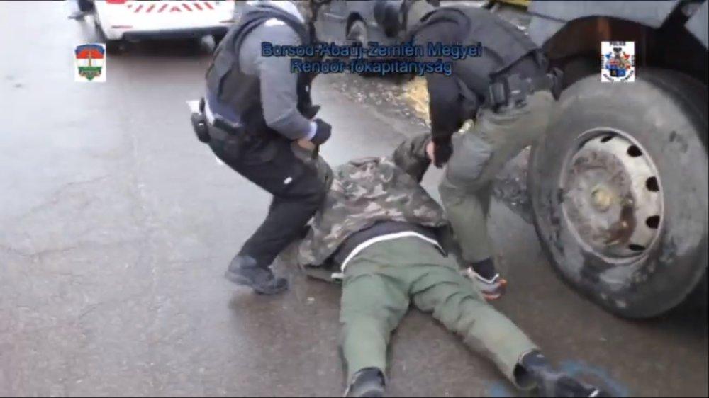 Hétmillió forintot lopott a betörő, a rendőrök elfogták