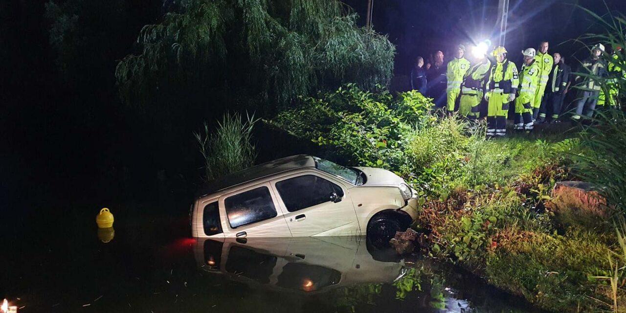 Megtalálták és kihúzták a Dunából a folyóba süllyedt autót