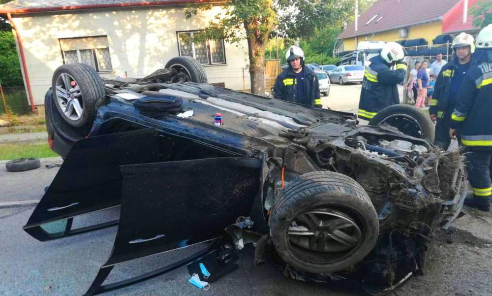 Rejtélyes baleset a Pest megyei Maglódon, fura dolog történt az úton