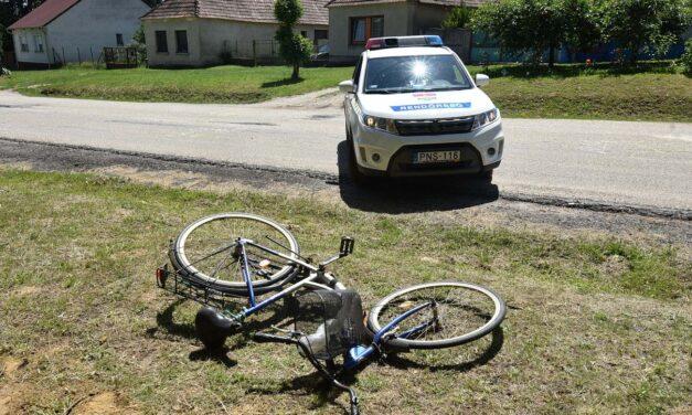 8 sör után autóba ült, hogy ital szerezzen magának a tótkomlósi férfi: egy kerékpározó családanyát és fiát ütötte el, majd meglépett a helyszínről