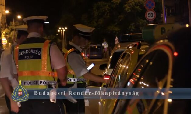 Illegális gyorsulási versenyek ellen lépett fel a rendőrség
