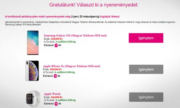 Új fejlemény: Reagált a Magyar Telekom a nevükkel visszaélő szélhámosok tevékenységére