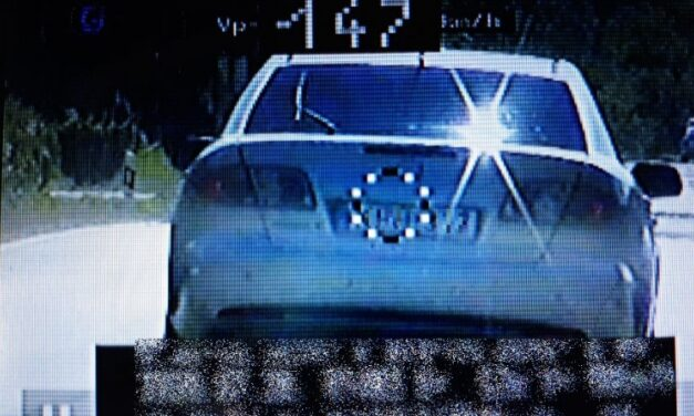 Összevont akció: sebességellenőrzést tartottak Csongrádban és Bács-Kiskun megyében