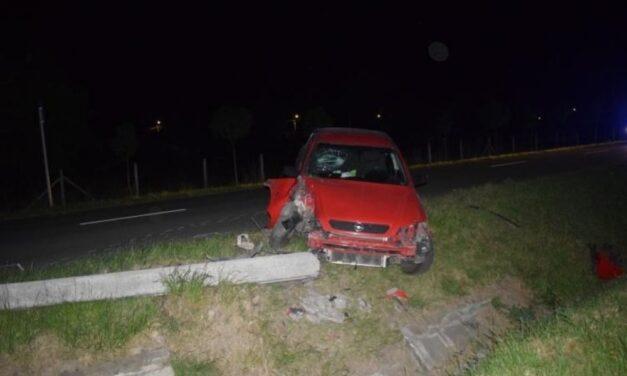 Brutális karambol: személygépkocsi és lovaskocsi ütközött egymással az 51-esen