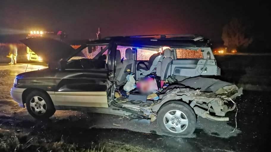 Traktor ütközött egy autóval: meghalt egy 5 éves kislány