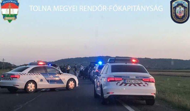 100 rendőr, 11 helyszínen csapott le a kábítószerhálózatra