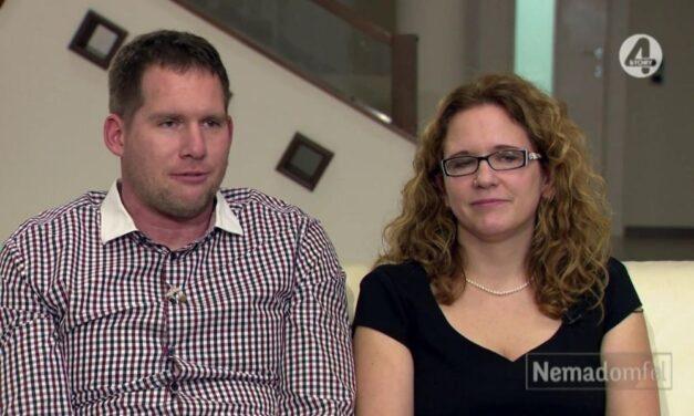 El sem búcsúzhatott tizenegy gyerekétől: könnyek között elevenítette fel férje letartóztatását Joób Márton felesége