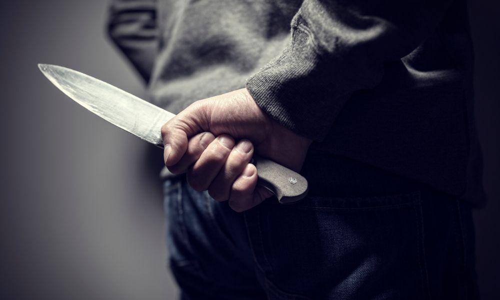 Késsel támadt sógorának egy férfi Borsdoban