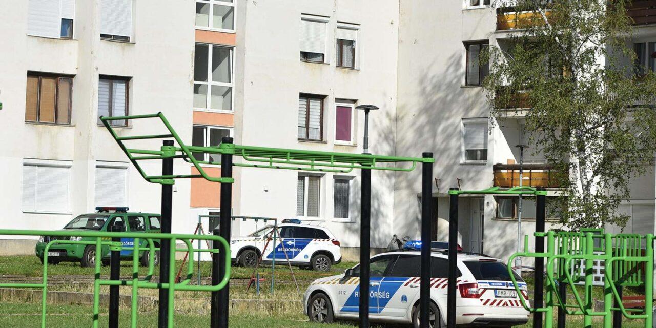 Kizuhant az ablakon egy férfi, aki ráesett egy babakocsit toló anyukára: mindketten meghaltak