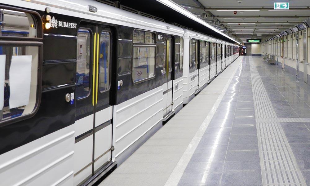Metrófelújítás – BKK: hétfőtől a pótlóbuszok is használhatják az Üllői úti kerékpársávot