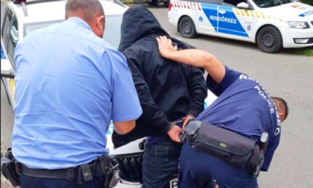 Rendőrök megölésével fenyegetőzött, elkapták a kommandósok a férfit