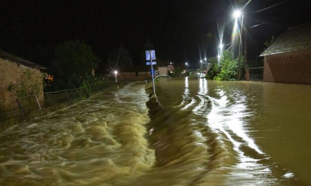 Özönvíz pusztított Zalában, mindenki mentette a menthetőt az éjjel