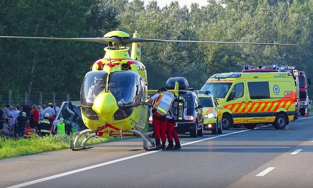 """""""Szerettem volna segíteni, de mire jóval arrébb meg tudtam fordulni, a rendőrség már lezárta az autópályát"""" – megszólalt az M5-ösön történt tragikus buszbaleset szemtanúja"""