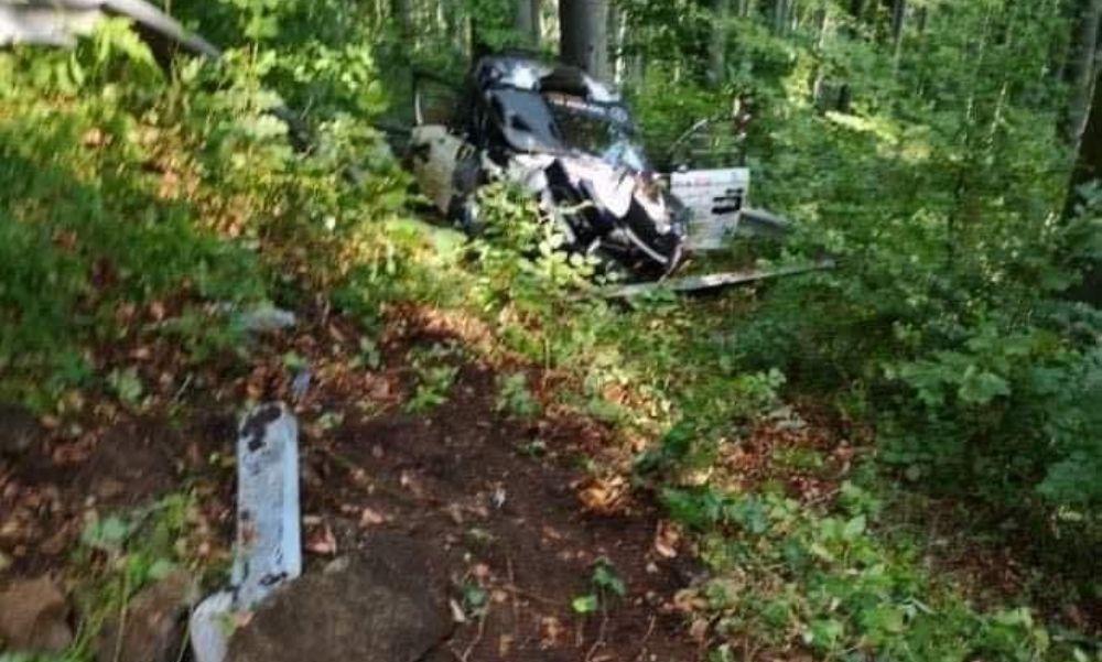 Halálos baleset a Miskolc-ralin: törölték a versenyt