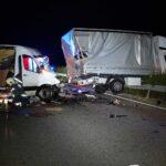 Durva baleset volt az M5-ösön Petőfiszállásnál