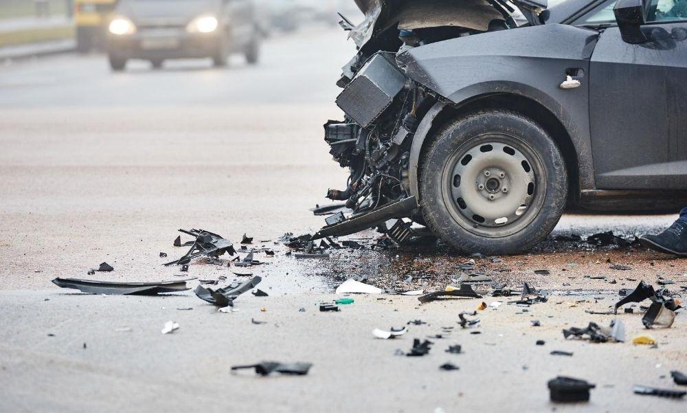 Négyes karambol a Róbert Károly körúton – Legalább hárman megsérültek