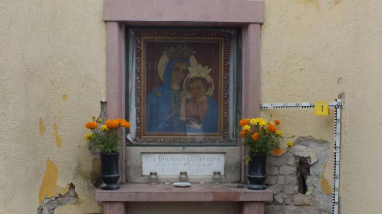 A templom adománygyűjtő perselyét rabolták ki, de már bilincsben a kiskorú tolvajok