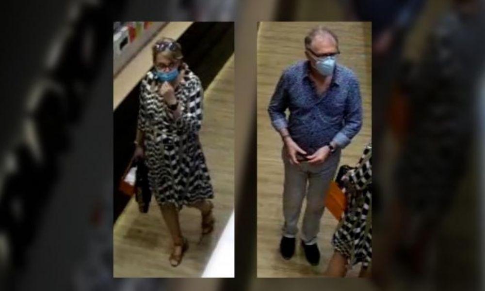 Ön látta valahol ezt a férfit és ezt a nőt? Egy terézvárosi üzletből loptak, most keresi őket a rendőrség