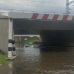 Özönvízből megmenekült embereket segítettek a rendőrök Sátoraljaújhelyen