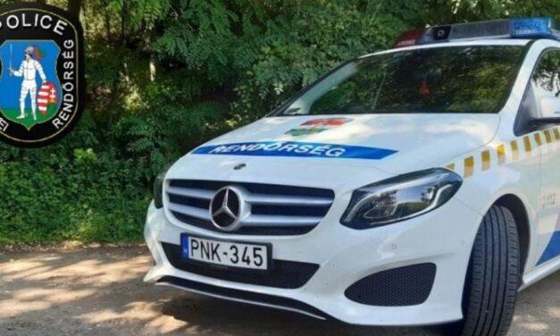 Halálos gázolás Pécsett, közben egy besurranó tolvajt fogtak sok ékszerrel Győrben