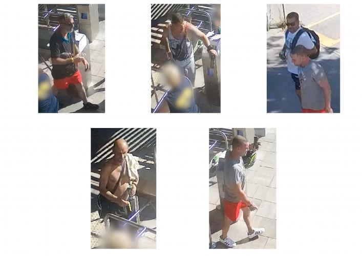 Azonosították és elfogták a Dagály Fürdőben verekedő társaság két tagját