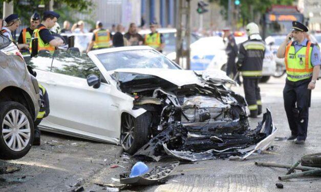 """""""Nagyon sajnálom, egész életemben végigkísér, ami történt"""" – 3 és fél évet kapott M. Richárd, aki két halálos áldozattal járó balesetet okozott bedrogozva, telefonálás közben"""