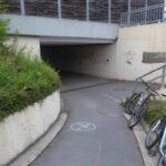 Frontálisan ütközött a biciklis a szembe jövő kerékpárossal