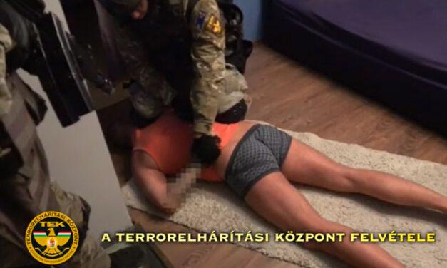 Drogkereskedők voltak a ferihegyi rakodómunkások, alsógatyában rángatták ki őket az ágyból a TEK-esek
