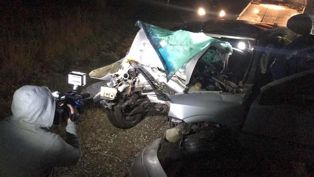 Halálos baleset Szerencs közelében, tragikus karambol Pusztaottlakánál