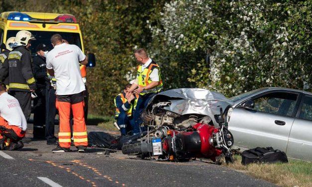 Egy részeg sofőr miatt halt meg egy motoros házaspár az 51-esen, a vizsgálat megállapította, hogy az áldozatok is fogyasztottak alkoholt a baleset előtt