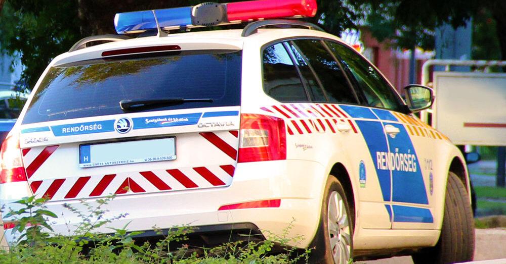 Brutális: Kaszával támadt a rendőrökre egy agresszív, öngyilkossággal fenyegetőző férfi