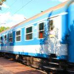 Borzalom: halálra gázolt egy embert a vonat Pest megyében