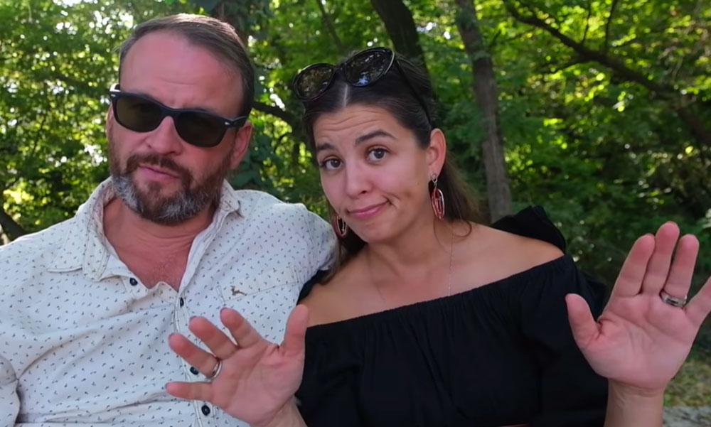 Rendőröket hívtak a TV2 műsorvezetőjére, Ördög Nórára és férjére a Balatonnál