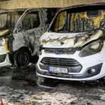 Maffiamódszerek Érden: Felgyújtottak két halottaskocsit, zsarolás, fenyegetés, hamisítás a háttérben, forró nyomon a rendőrség
